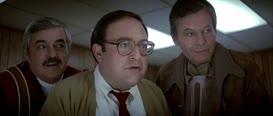 -Transparent aluminium? -That's the ticket, laddie.