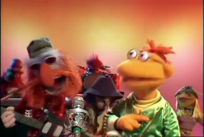 ♪ Hey, Mr. Boom Ba-Boom Ba-Boom
