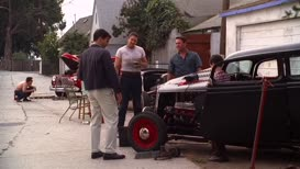 You know anything about hot rods?