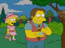 Nelson, those don't count as Easter eggs.