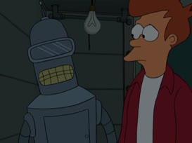 Bender, wake up!