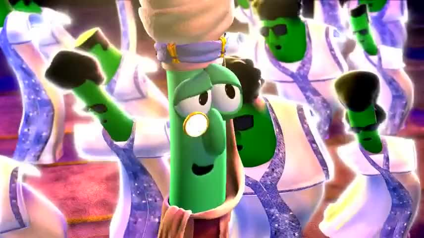 """Quiz for What line is next for """"Jonah A VeggieTales Movie """"? screenshot"""