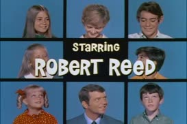 ♪ That's the way we became the Brady Bunch. ♪