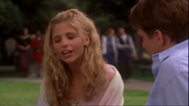 Cars and Buffy are, like, un-mixy things.