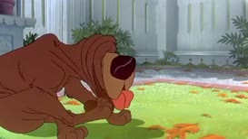 LADY AND THE TRAMP AND PUT THAT DOG OUT