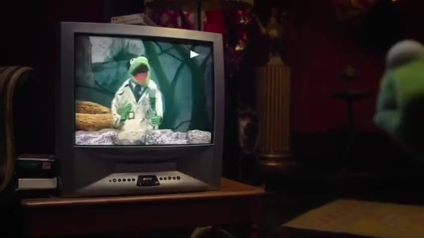 Hi-ho! Kermit the Frog, here.