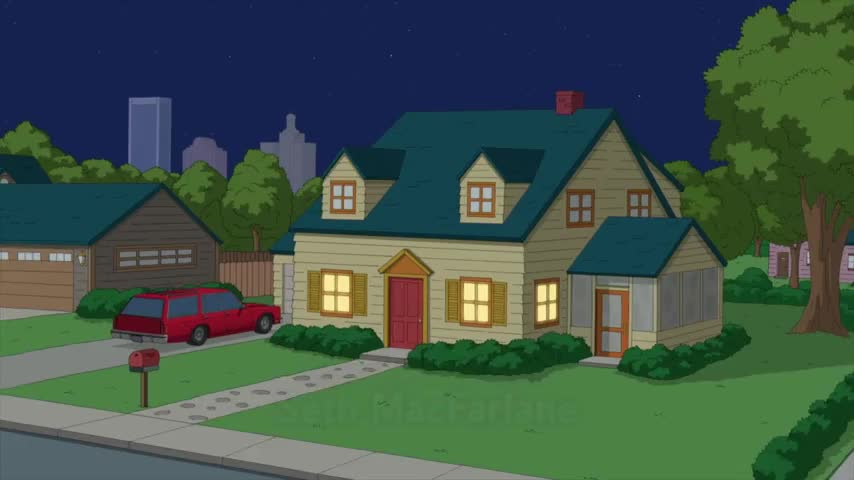 Family Guy is filmed before a live studio audience.