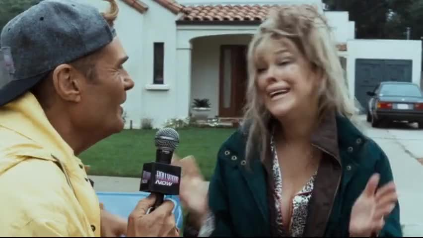 Clip image for '- I didn't get nominated. - We wanna talk to Marilyn.