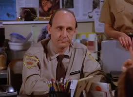 Mr. Kramer, he's an innocent primate.