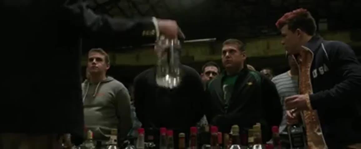 Drink, motherfucker! Drink, motherfucker!