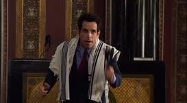 — [ Shouting] Shabbat shalom! — Thankyou, Mom.