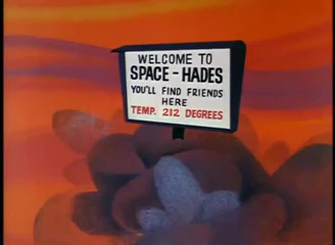 """""""Welcome to Space-Hades."""
