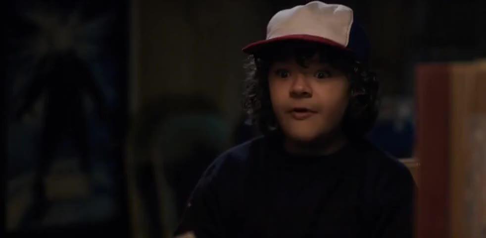 - [Lucas] Dustin farted. - Very mature, Lucas.