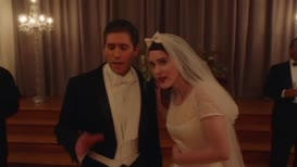 I'm sorry. You hired ringers to dance at our wedding?