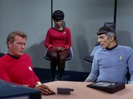 No. I am quite satisfied, Mr. Spock.