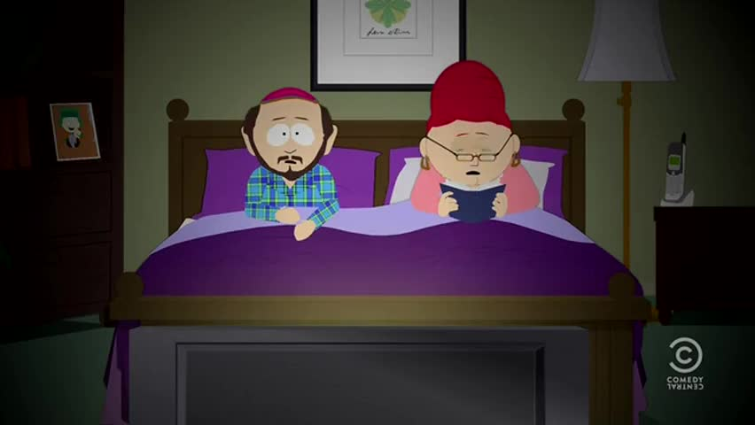 "Quiz for What line is next for ""South Park ""? screenshot"