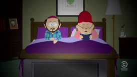 "Quiz for What line is next for ""South Park ""?"