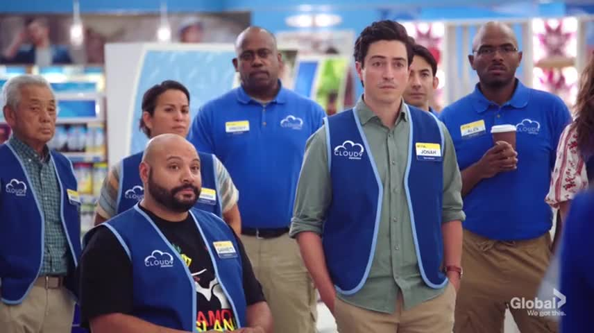 """Quiz for What line is next for """"Superstore """"? screenshot"""