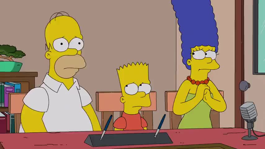 Bart Simpson, I hereby declare you...