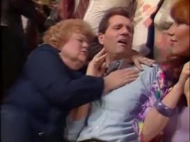 She bit me on the neck, Peg!