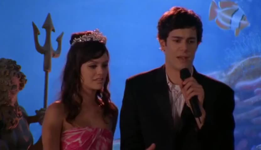 as prom king...