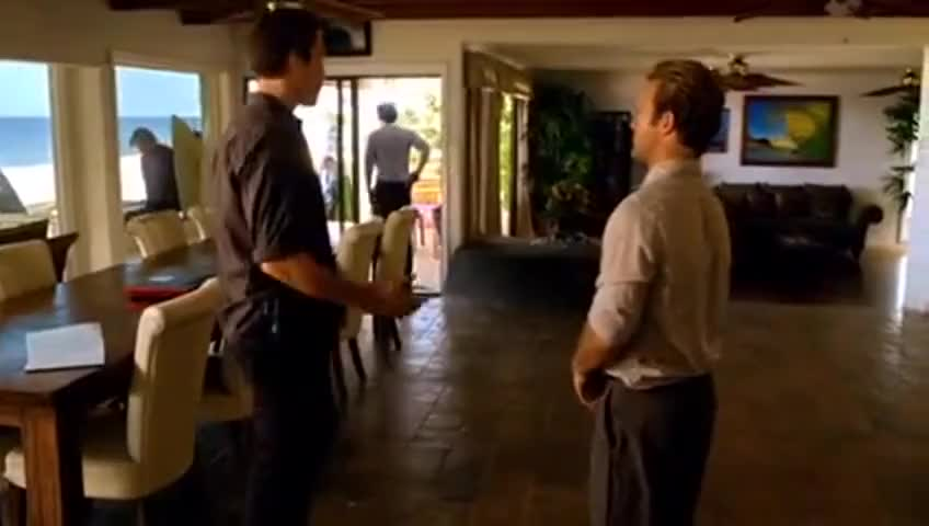 """You know when I say, """"Book him, Danno,"""" it's a term of endearment."""