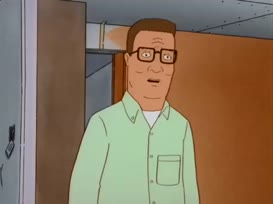 -Dad, l-- -You can do it, Hank.