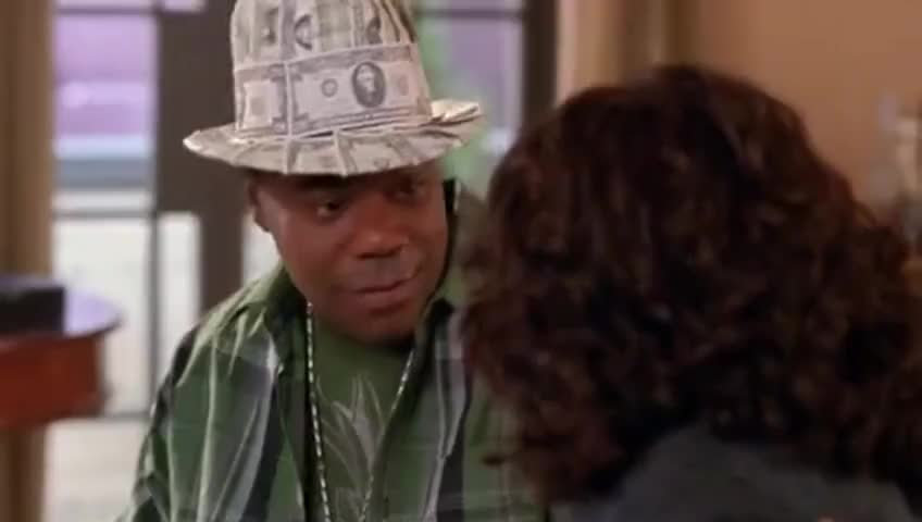 I'm going to watch you die, Tracy Jordan.
