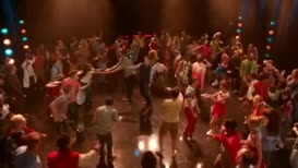 """Quiz for What line is next for """"Glee """"?"""