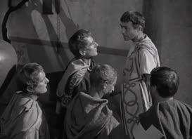 Let us be sacrificers, but not butchers, Caius.