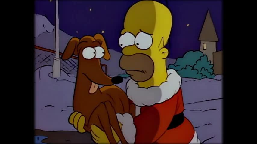 a Simpson.