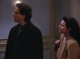 Kramer, they're fumigating. There's toxic gas in there.