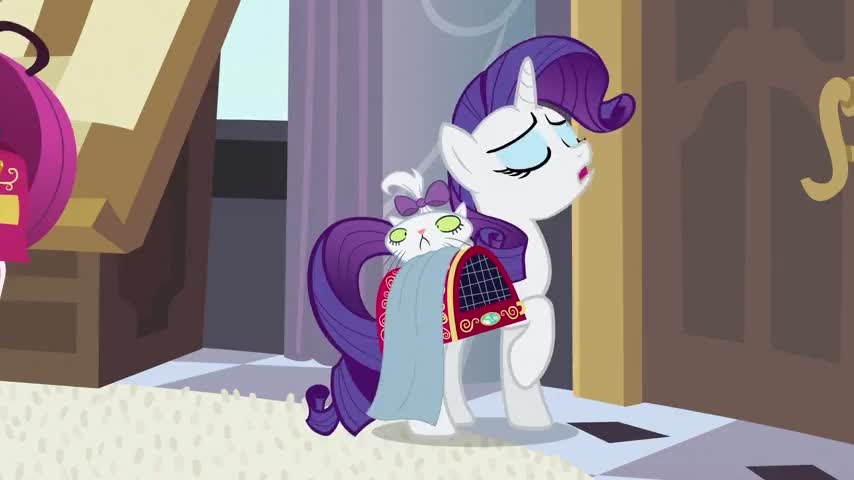 Clip image for '...with enough time to finish Twilight's ensemble.