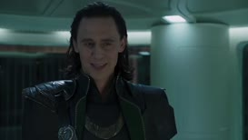 LOKI: Is this love, Agent Romanoff?