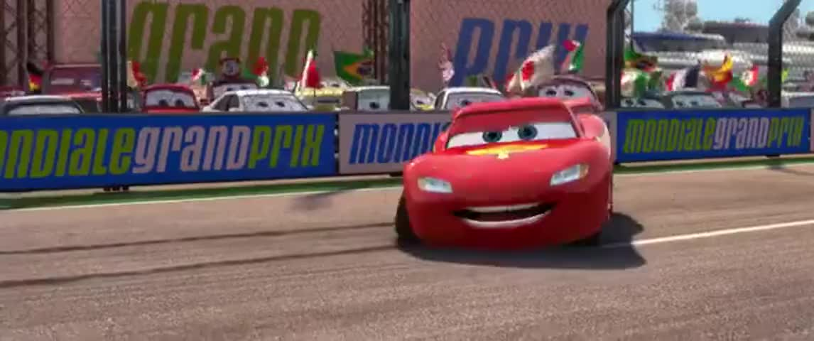Yarn   That\'s what I\'m talking about! Ka-chow! ~ Cars 2 (2011 ...