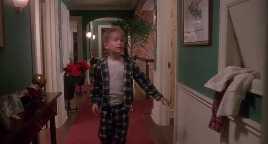 an analysis of the movie home alone The best thing on the internet, especially around the holidays, is home alone analysis obviously, home alone is the best holiday movie ever made (although i still can't watch marv step on those broken ornaments without dry heaving) and one of the best movies ever made, period.