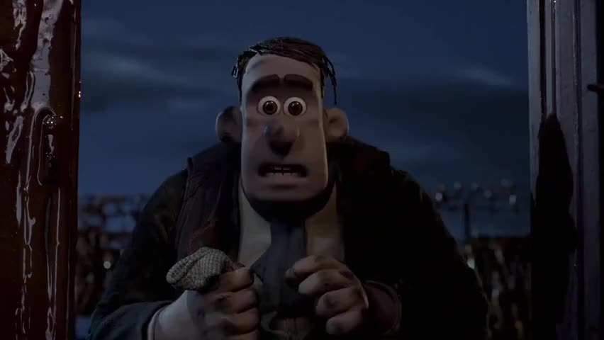 Chicken Run Quotes: L Told You They Was Organized. ~ Chicken Run (2000