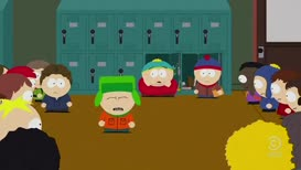 Yummy, yummy, yummy, I want Cartman's farts in my tummy.
