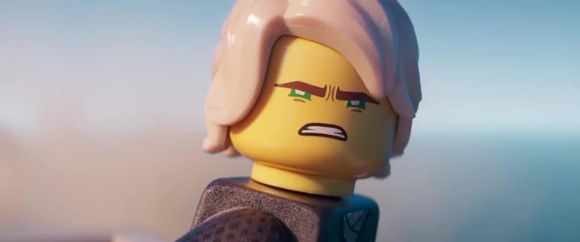 Yarn   I wish you weren't my father  ~ The Lego Ninjago