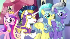 would like to join in the search for the Changeling.