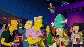 Yarn Angry Mob Kill The Intruders Huh The Simpsons 1989 S28e04 Comedy Video Clips By Quotes Clip 3e6bc697 E4b7 45ac B6f0 51ea35fc5455 紗