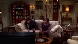 MRS. WOLOWITZ: Howard! Help me get out of the tub!