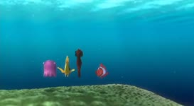 """Quiz for What line is next for """"Finding Nemo""""?"""