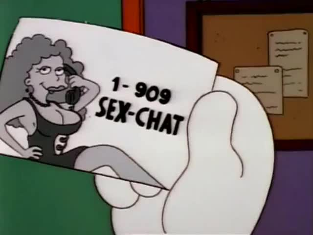 Ooh, SEX-CHAT!