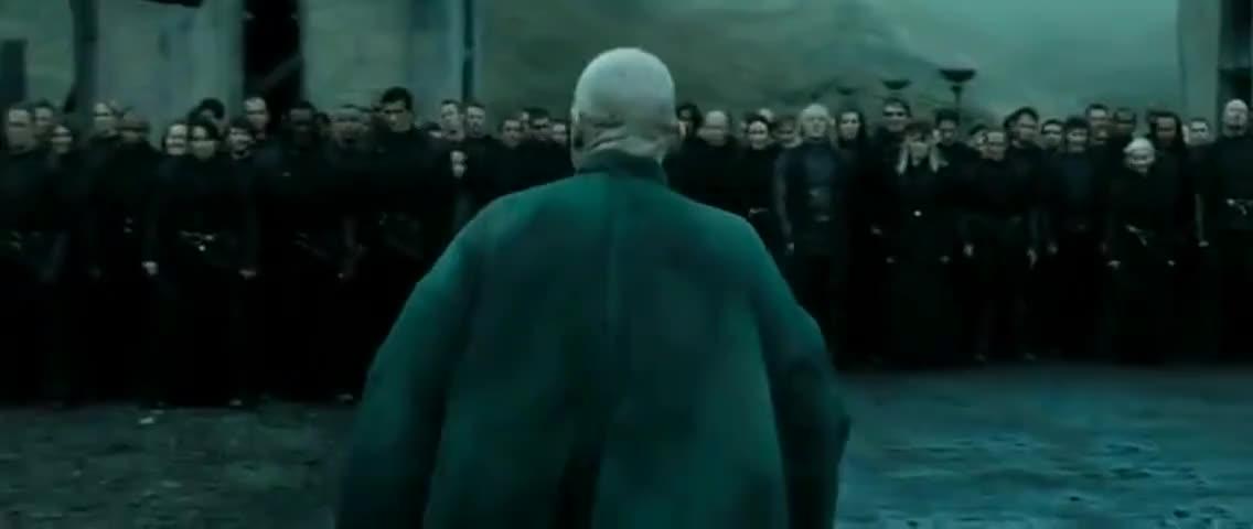 Harry Potter is dead!
