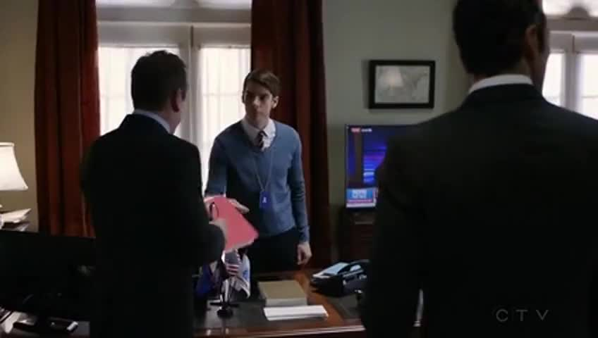 Aaron: Sir, I just have to warn you.