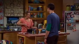 Look, Sheldon, all I'm saying is strap on a pair and go talk to Amy.