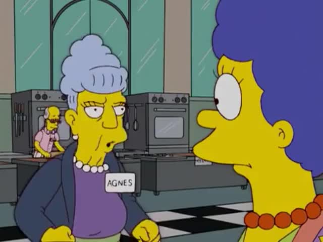 weakness named Marge!