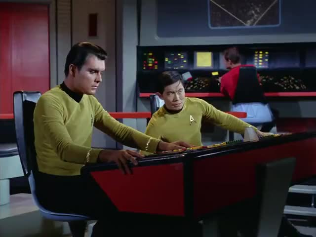 Arm your photon torpedoes.