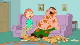 Ugh! Why did you let me do this, Lois?! Why?!
